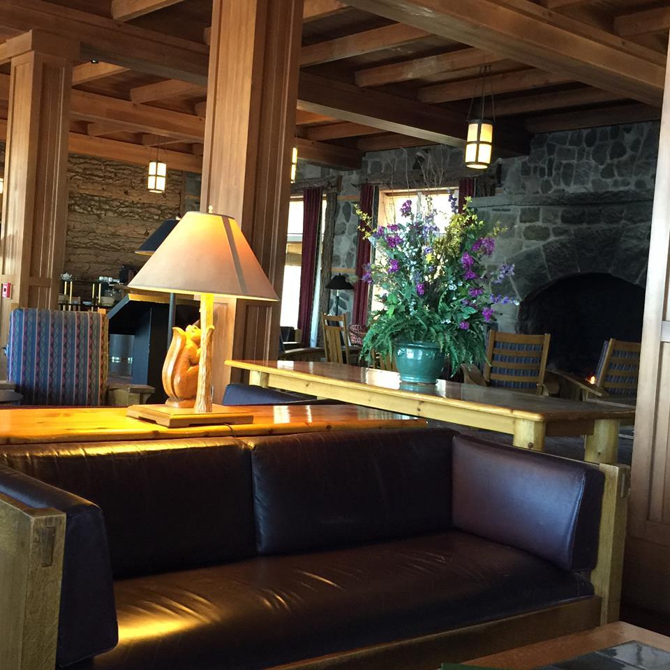 Crater Lake Lodge 2015 Main Hall